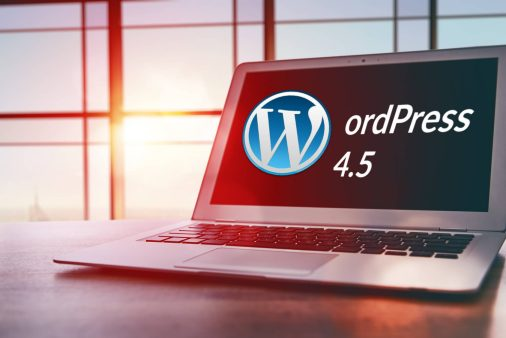 Neue Funktionen mit dem Update auf WordPress 4.5